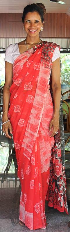 Indisk Ayurveda massage Hälsamann