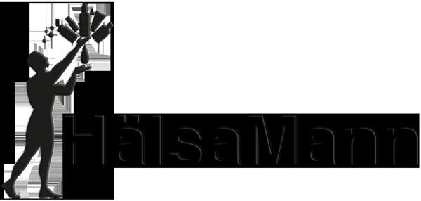 Hälsamann logo